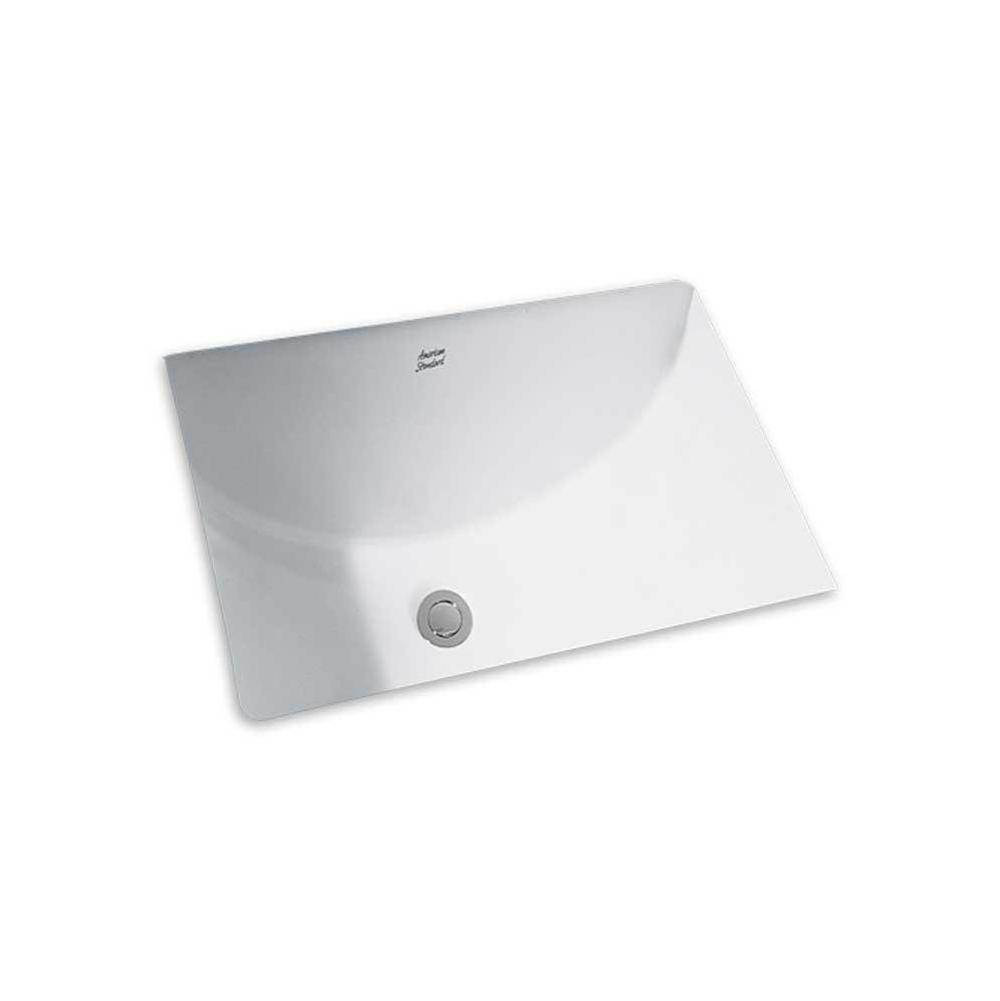 American Standard Undermount Bathroom Sinks item 0618000.021