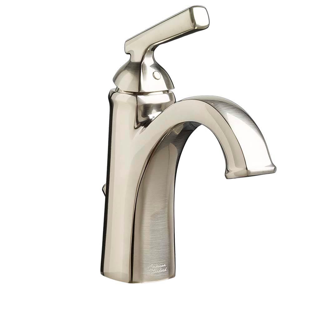 American Standard Bathroom Sink Faucets Edgemere Nickel Tones