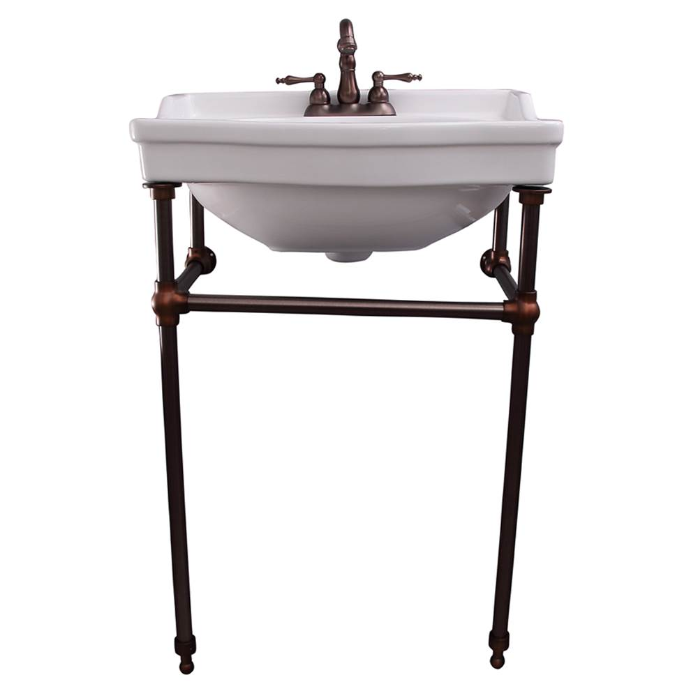 Barclay Consoles Vanities item 758WH-CP