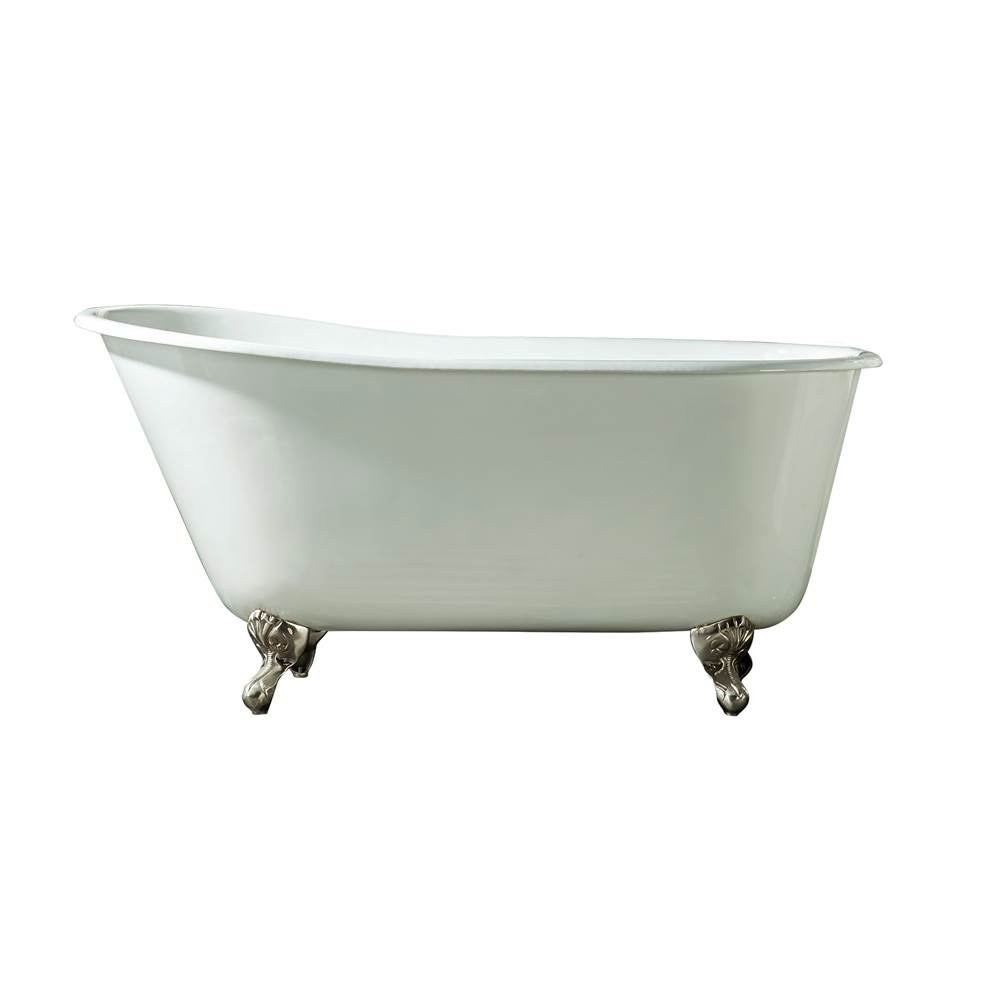 Barclay Clawfoot Soaking Tubs item CTSN53-WH-WH