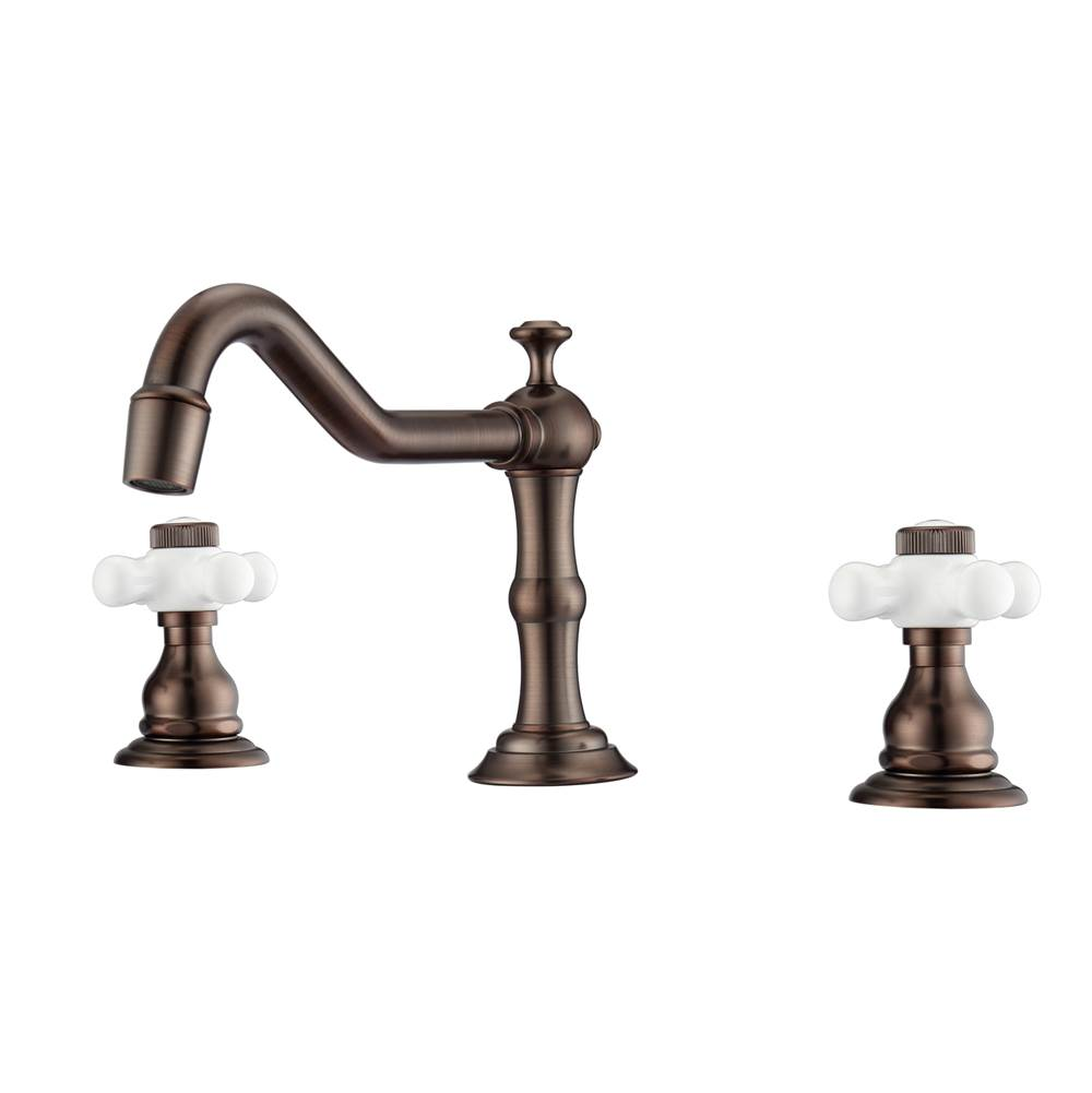 Barclay Widespread Bathroom Sink Faucets item LFW102-PC-ORB