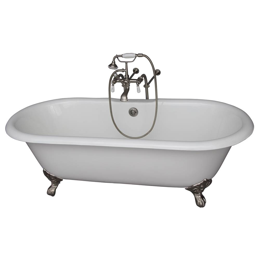 Barclay Clawfoot Soaking Tubs item TKCTDRN-SN1