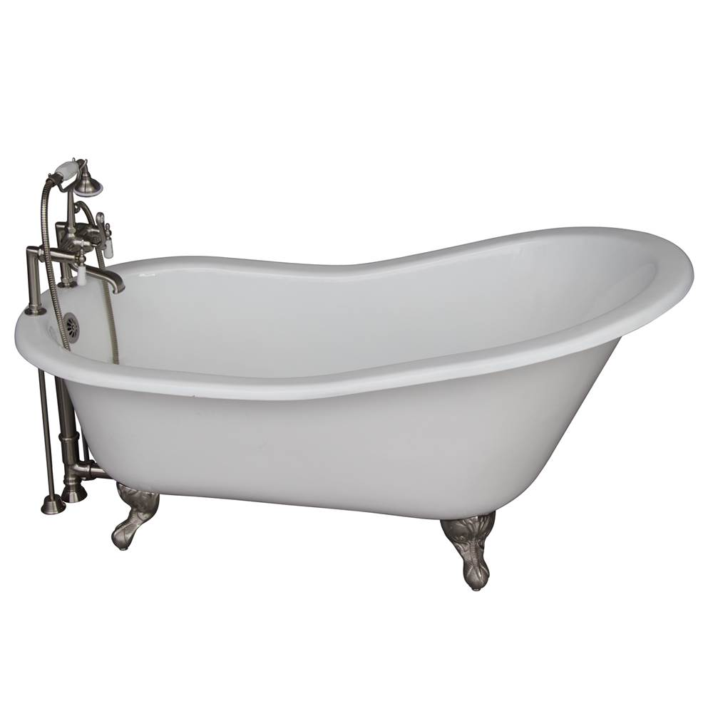 Barclay Clawfoot Soaking Tubs item TKCTSH60-SN1
