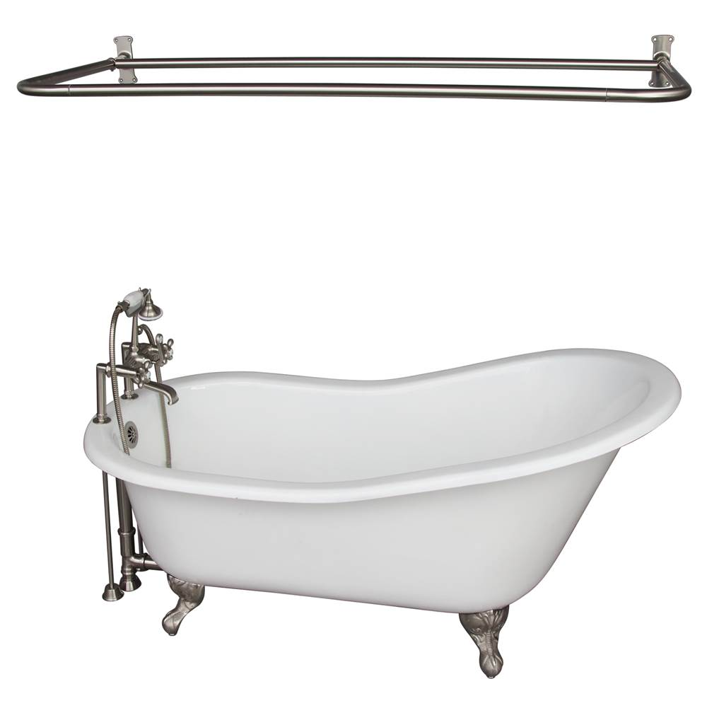 Barclay Clawfoot Soaking Tubs item TKCTSH60-SN6