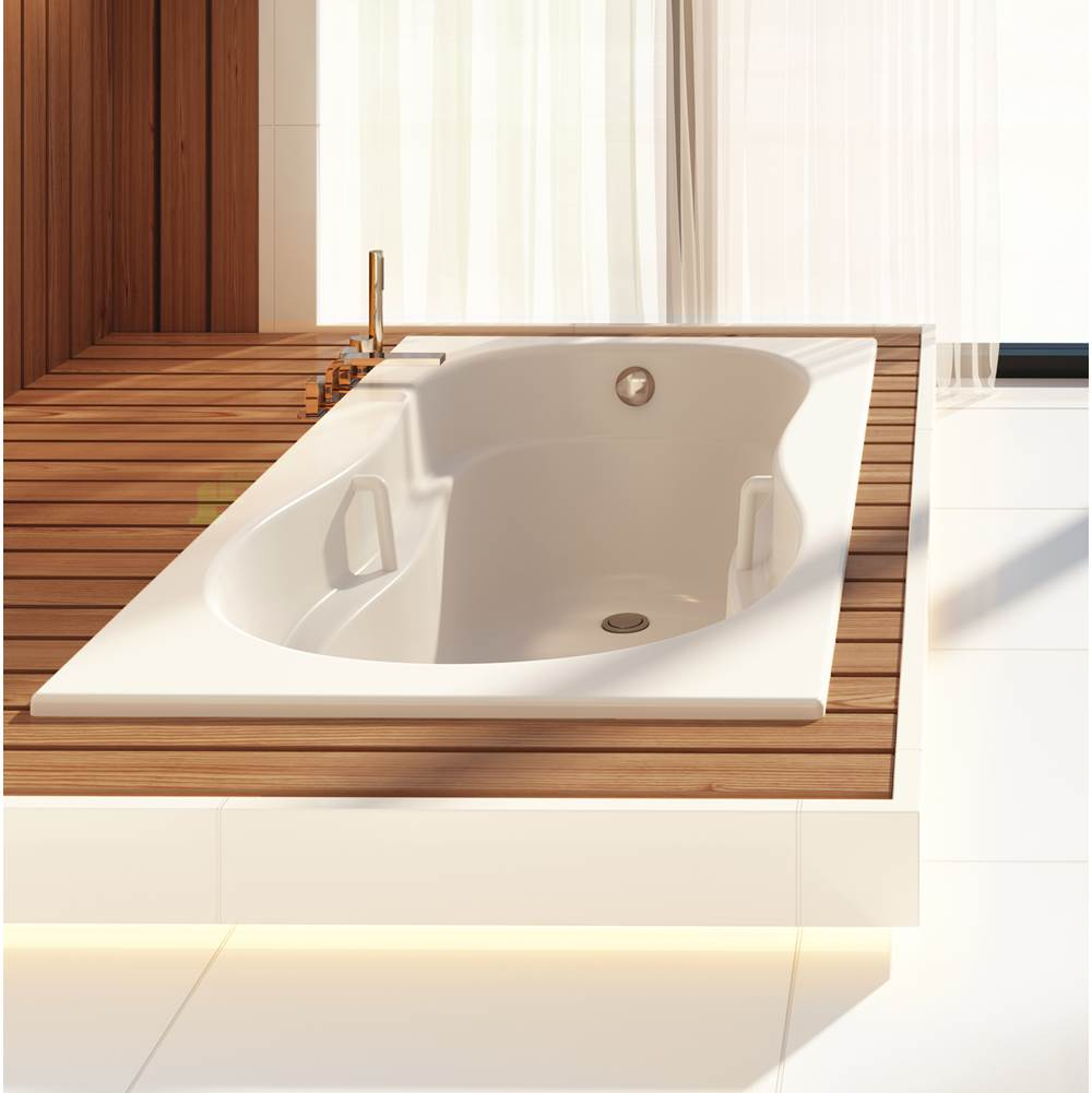 Bain Ultra Three Wall Alcove Air Bathtubs item BAZLRB00T-05