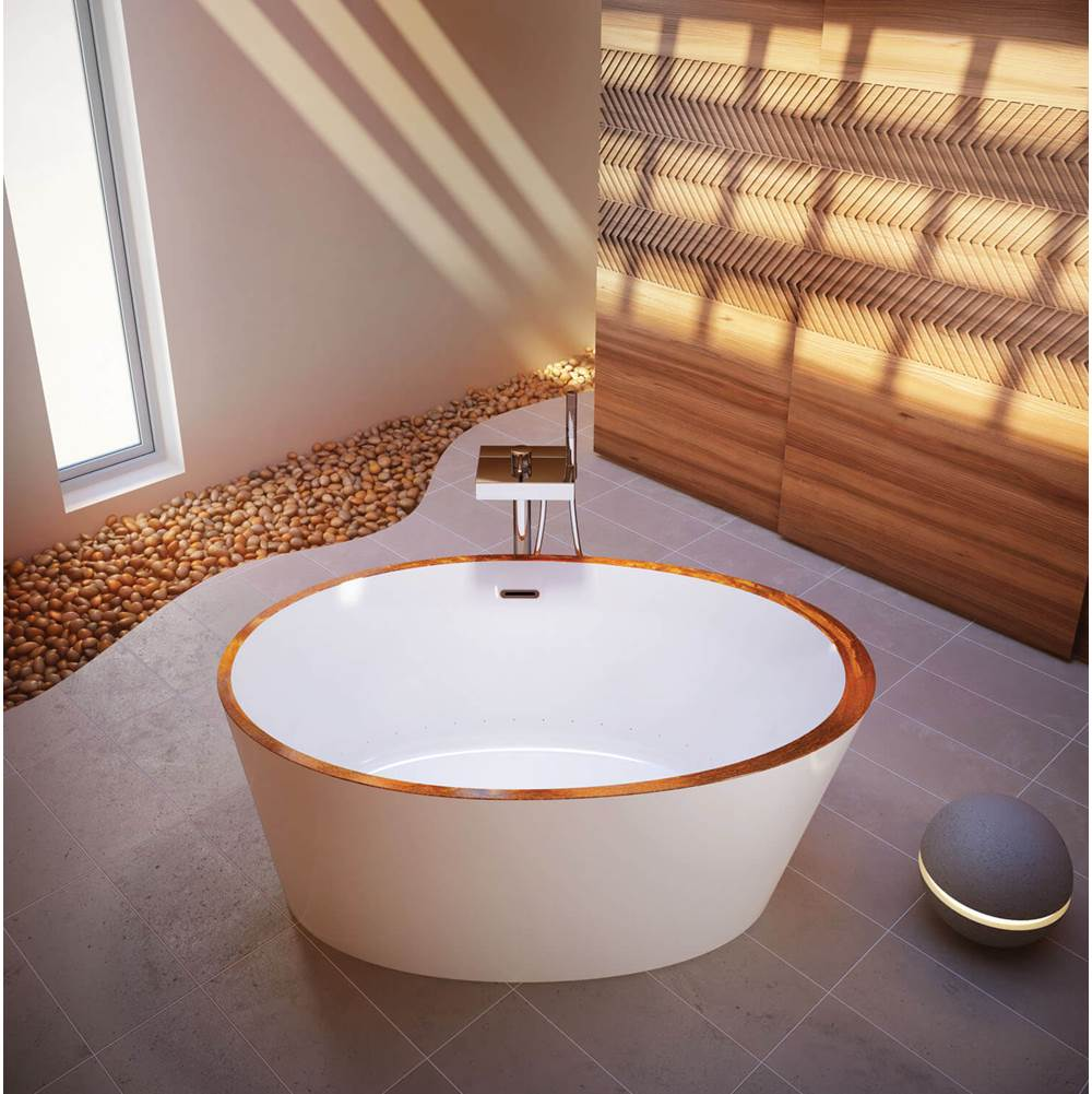 Bain Ultra Free Standing Air Bathtubs item BCH4OF00T-01