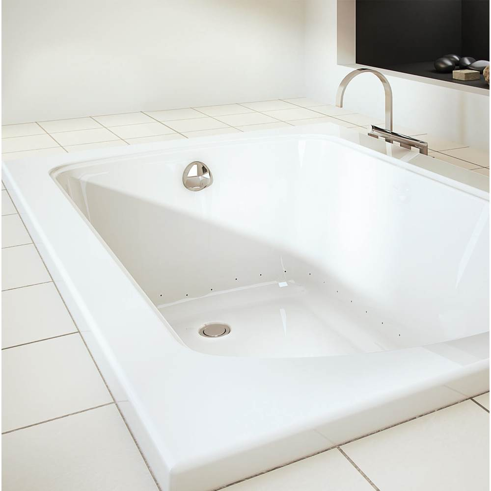 Bain Ultra Three Wall Alcove Air Bathtubs item BMEBRI00T-05