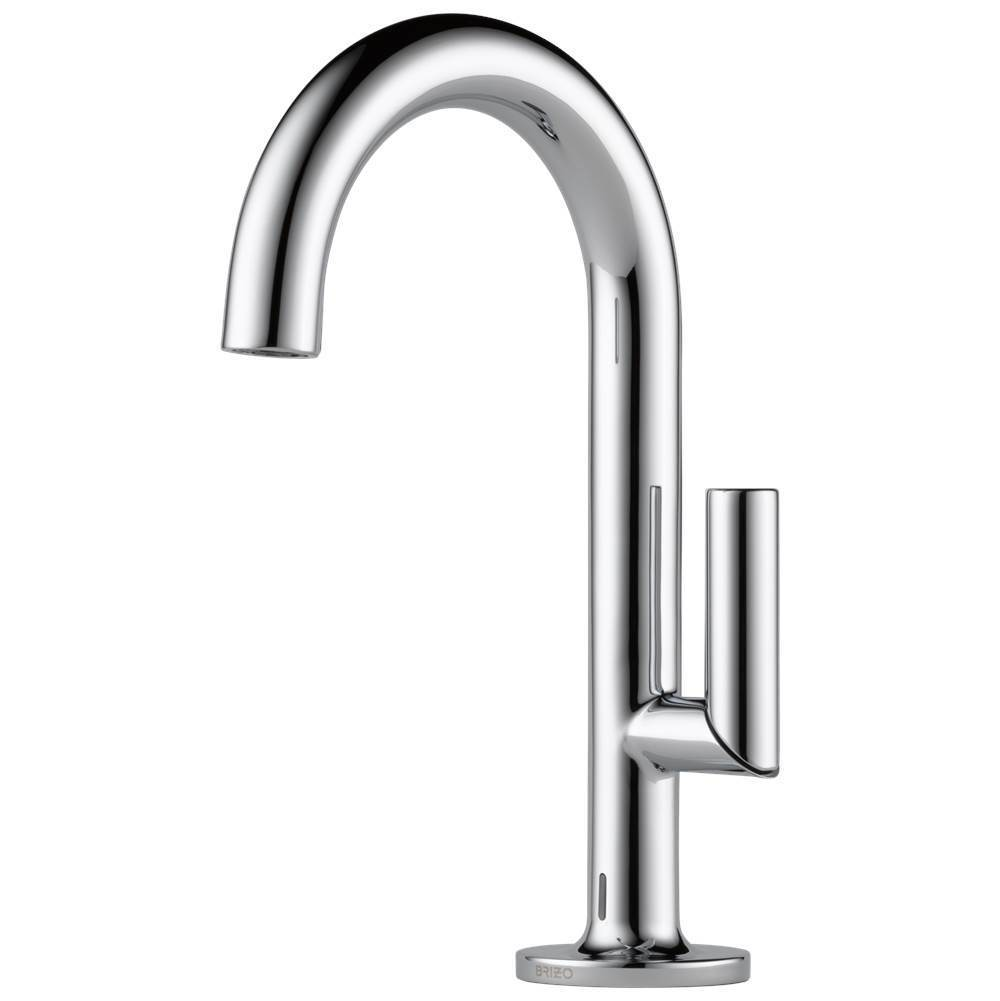 Brizo Single Hole Bathroom Sink Faucets item 65675LF-PC-ECO