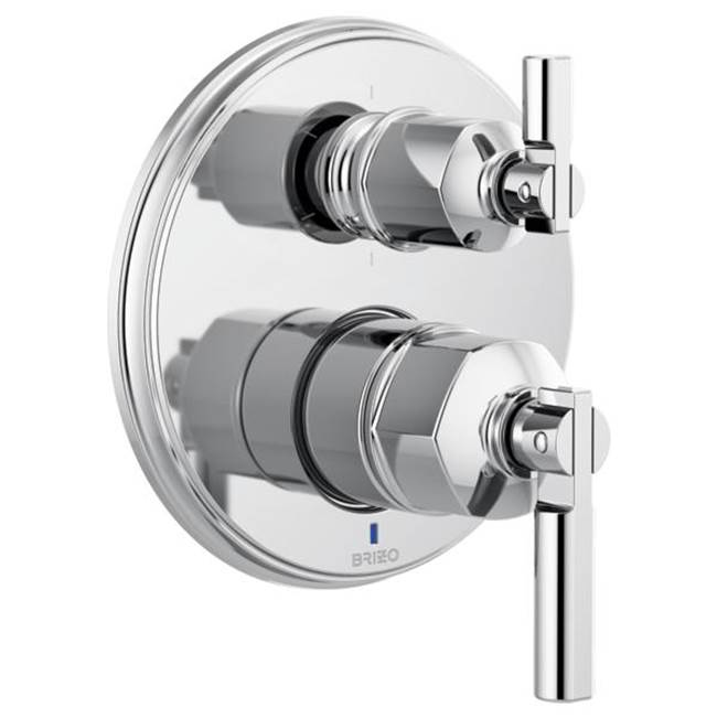 Brizo Pressure Balance Trims With Integrated Diverter Shower Faucet Trims item T75P676-PCLHP