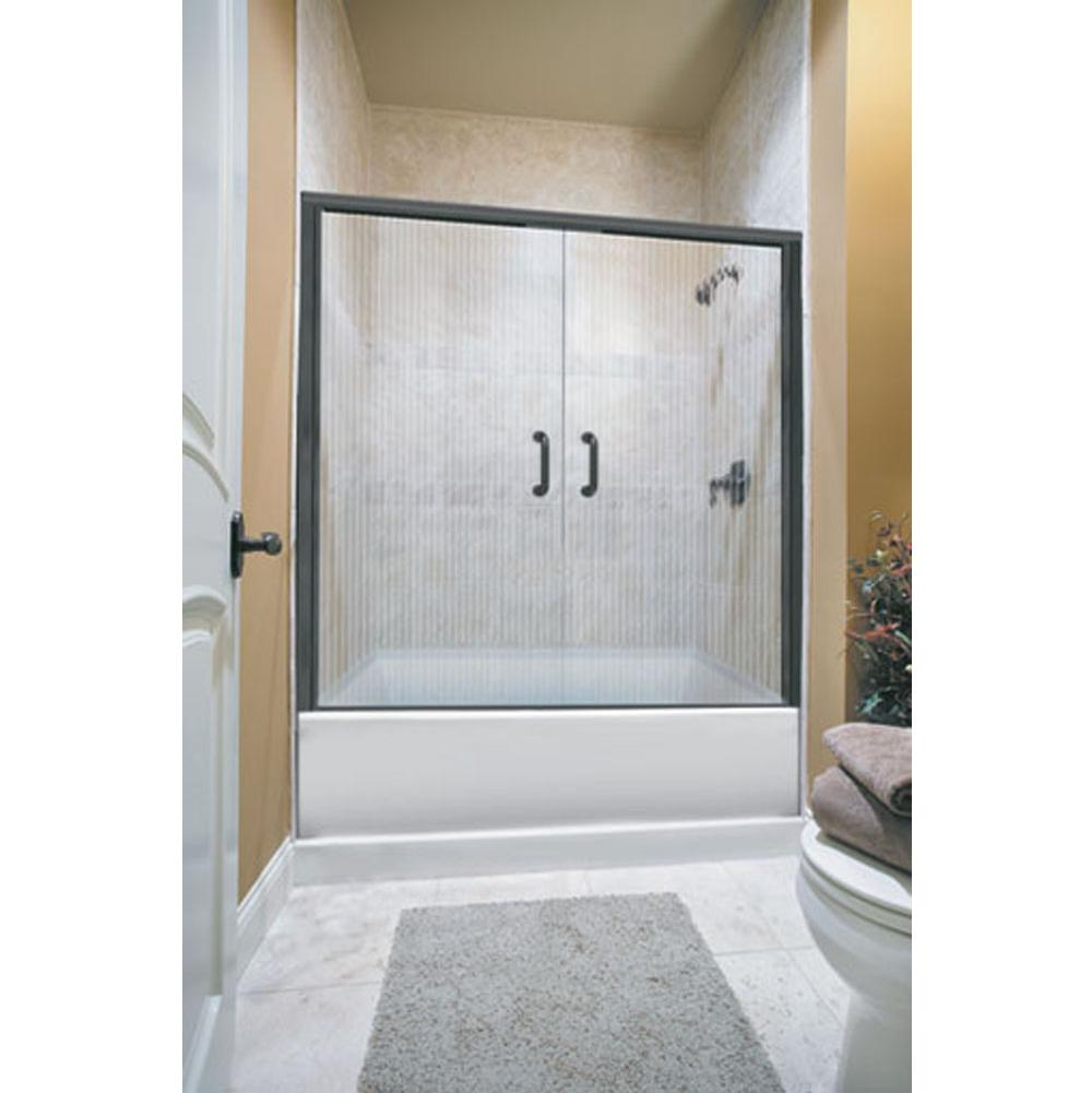 Basco Hinged Shower Doors item 1022FGWI