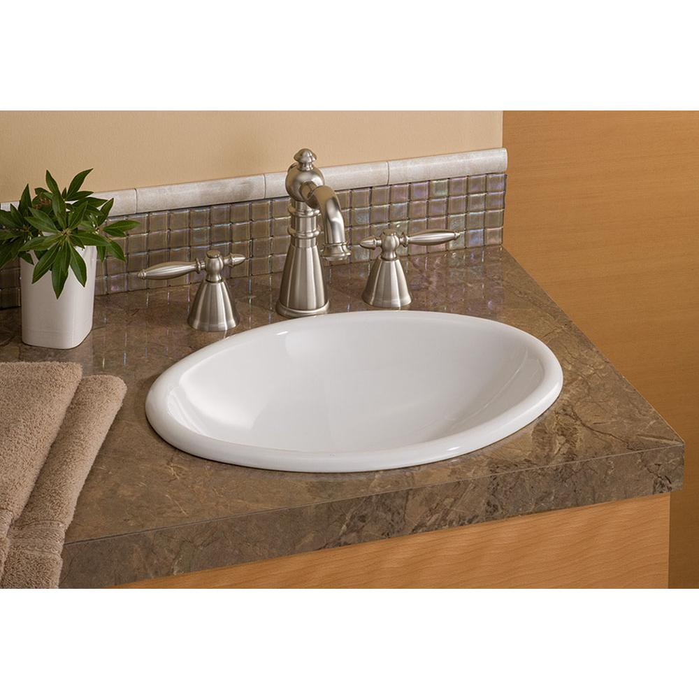 Cheviot Products Drop In Bathroom Sinks item 1102-WH