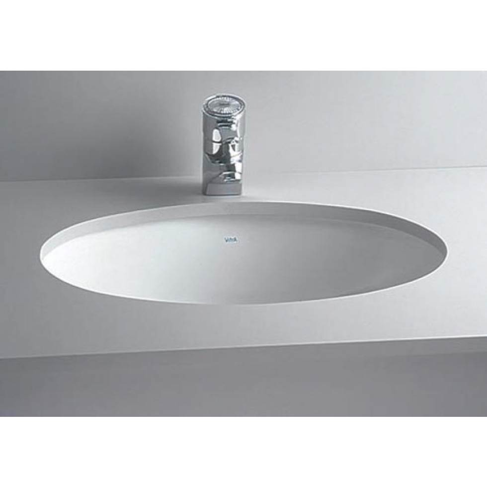 Cheviot Products Undermount Bathroom Sinks item 1138-WH