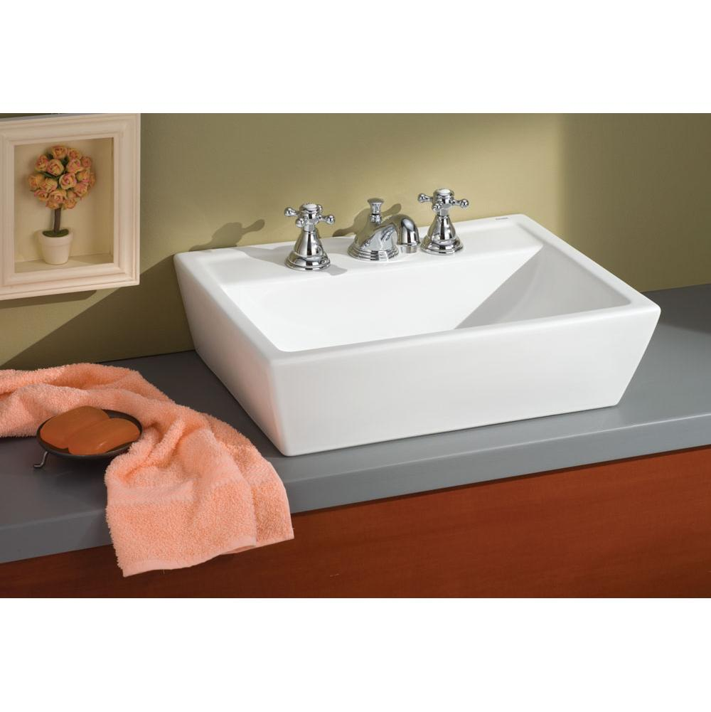 Cheviot Products Vessel Bathroom Sinks item 1237/18-WH-1