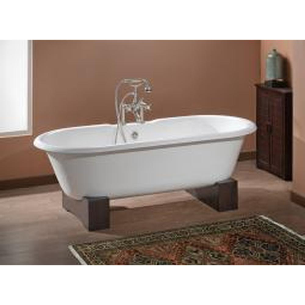 Cheviot Products Free Standing Soaking Tubs item 2110-WW-8-BN