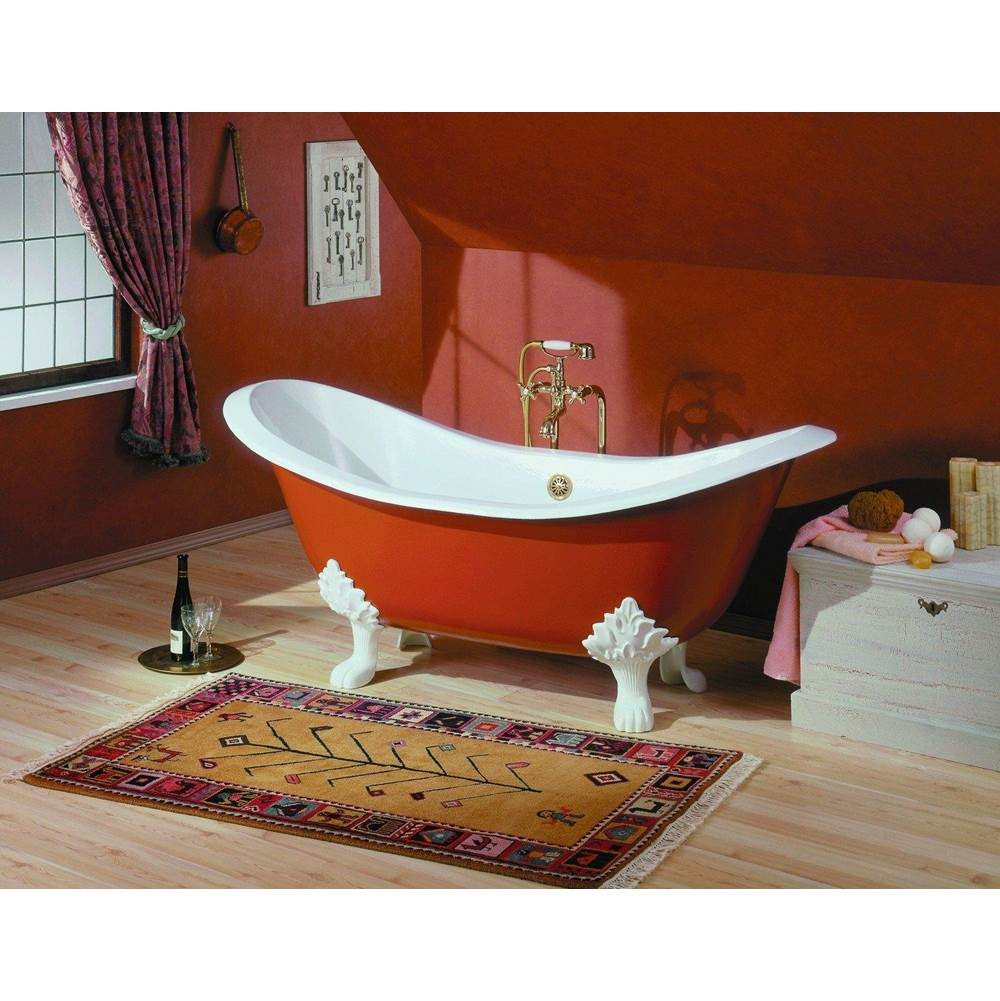Cheviot Products Free Standing Soaking Tubs item 2114-WC-BN-8