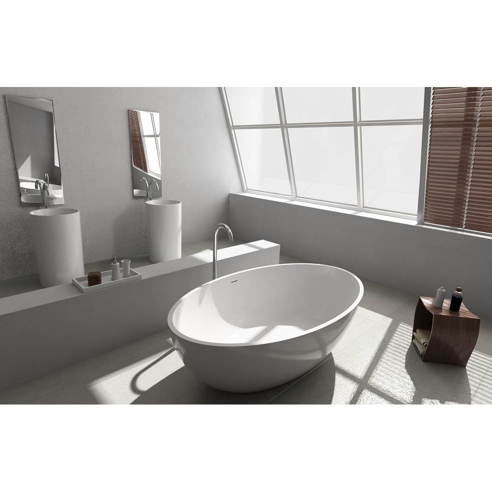 Cheviot Products Free Standing Soaking Tubs item 4121-WW