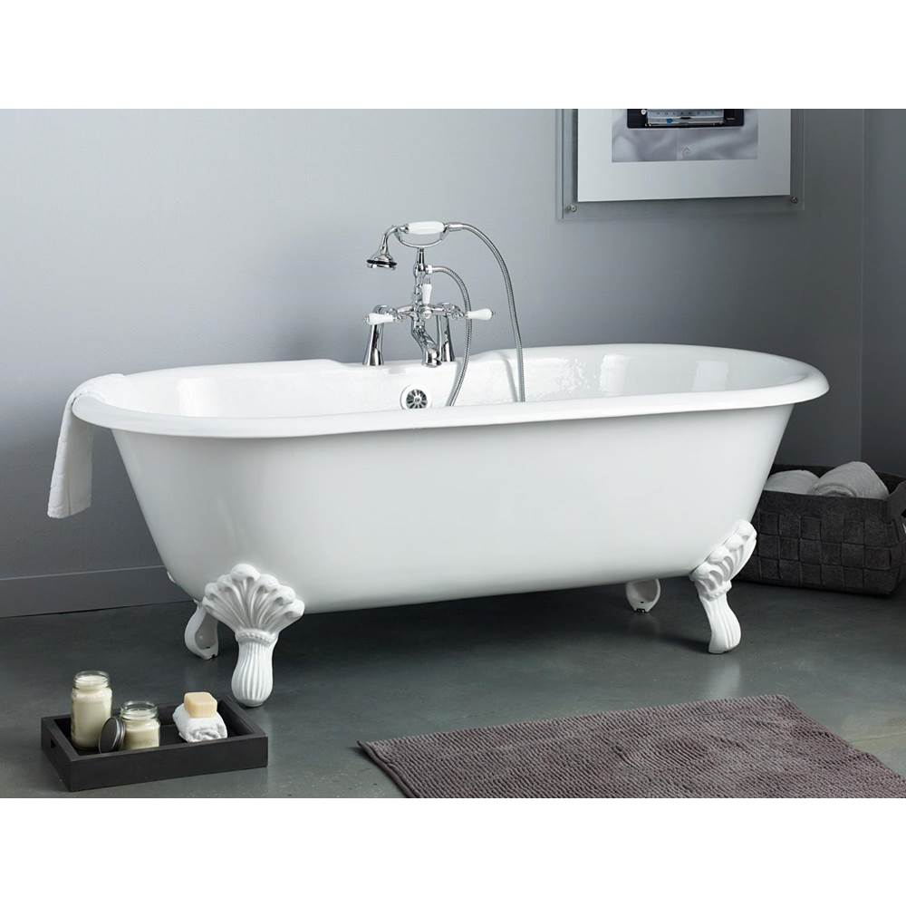 Cheviot Products Clawfoot Soaking Tubs item 2169-BC-PN