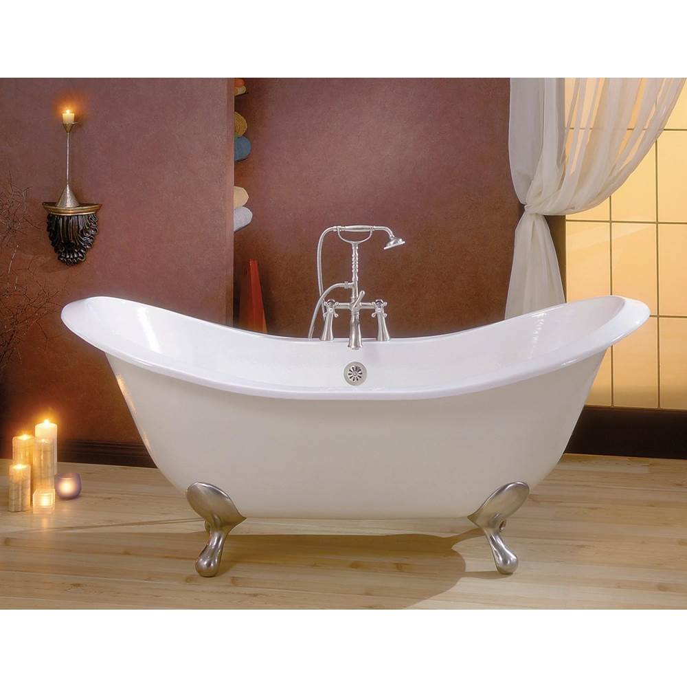 Cheviot Products Clawfoot Soaking Tubs item 2166-BB-8-PN