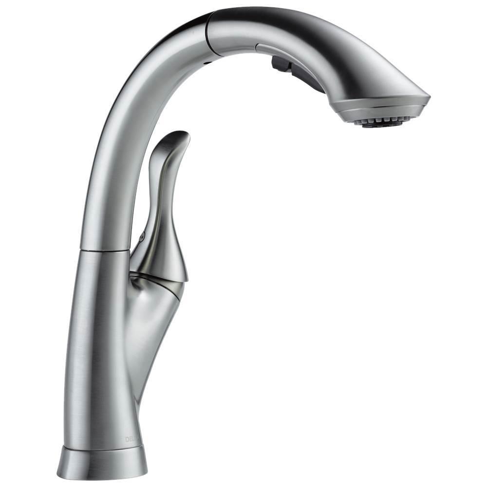 Delta Faucet Kitchen | Carr Plumbing Supply - Jackson-Brandon-Canton