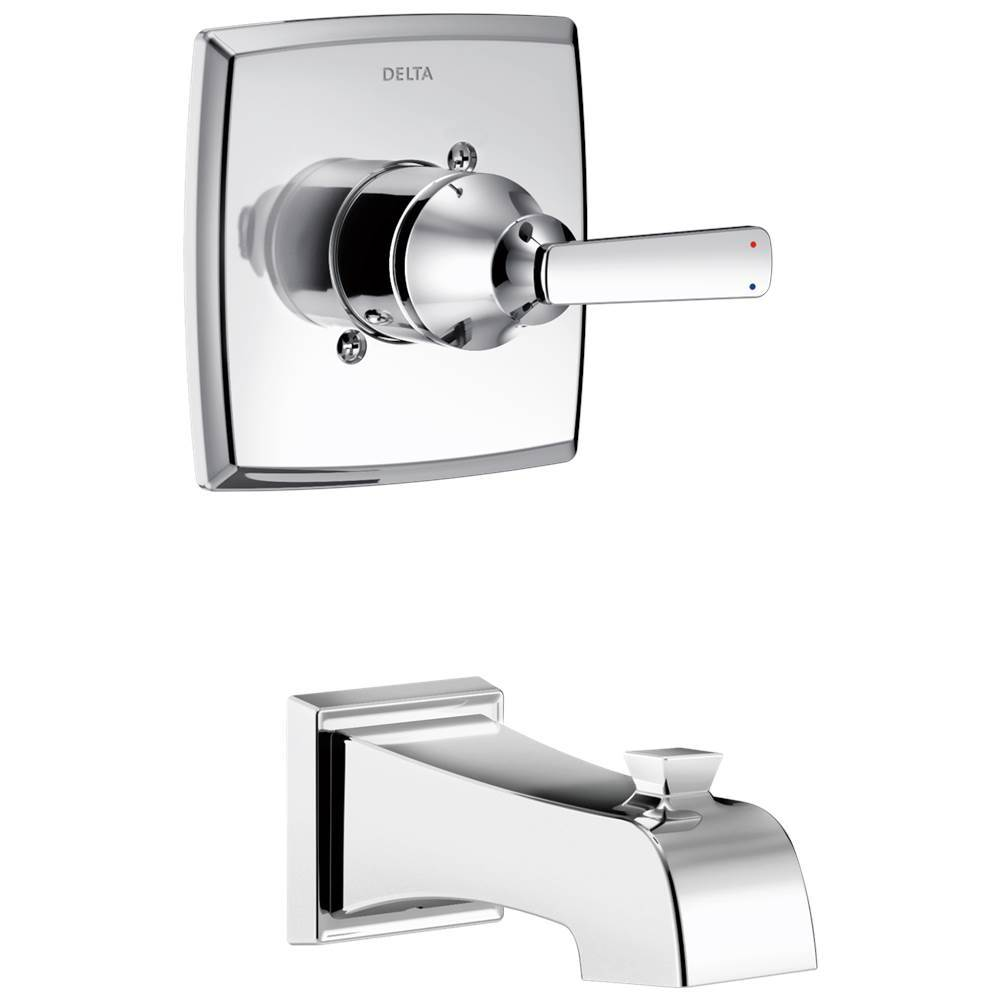 Delta Faucet Wall Mounted Tub Spouts item T14164