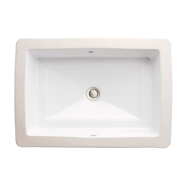 DXV Undermount Bathroom Sinks item D20050000.071
