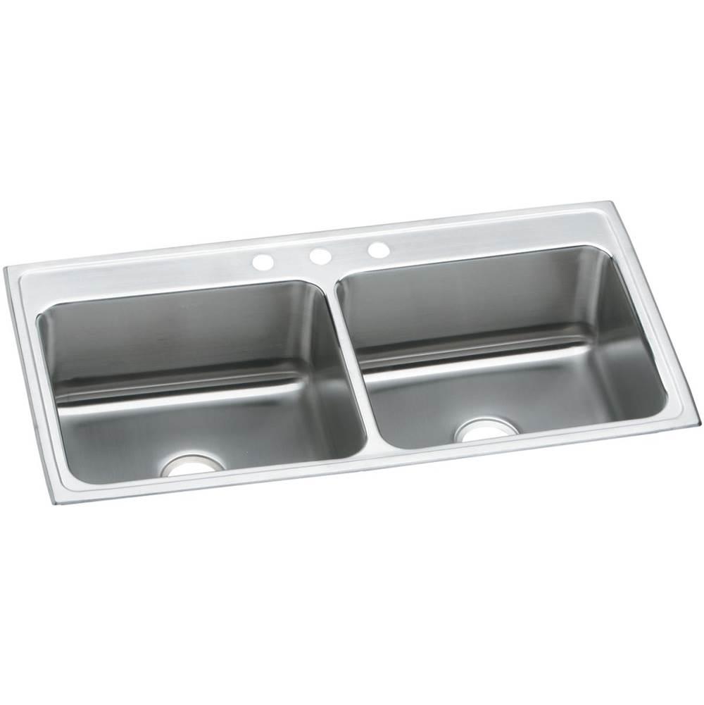 Elkay Drop In Kitchen Sinks Item DLR4322100