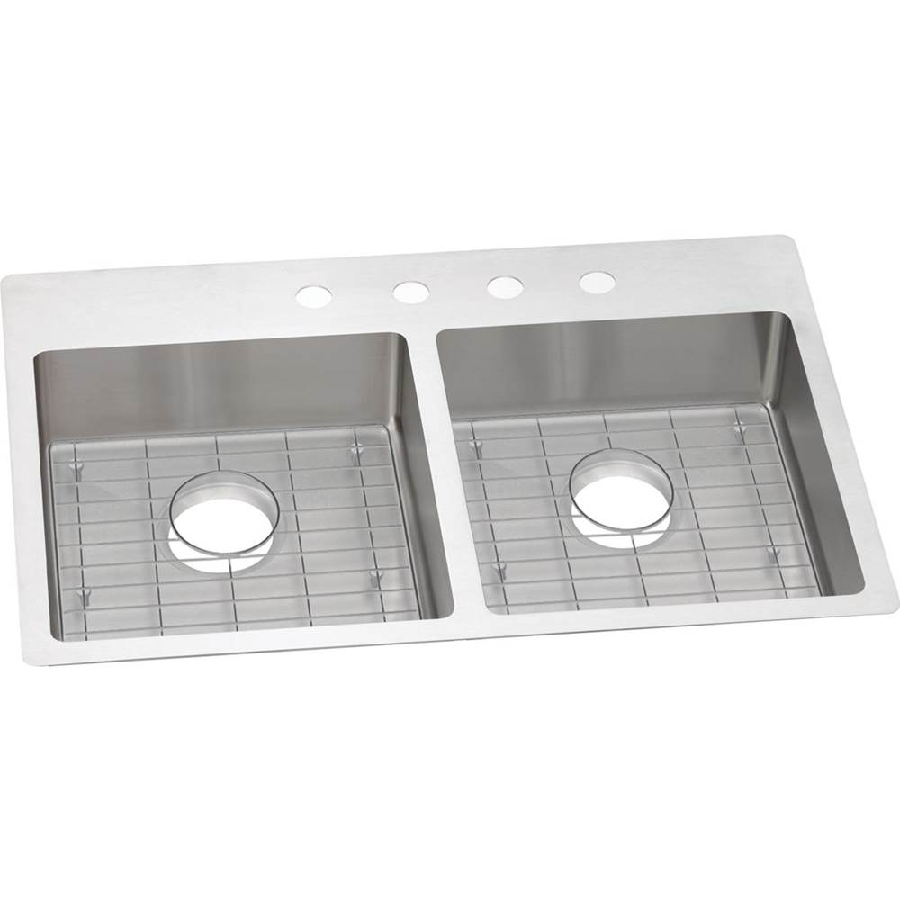 Elkay Drop In Kitchen Sinks item ECTSRAD33226TBG0