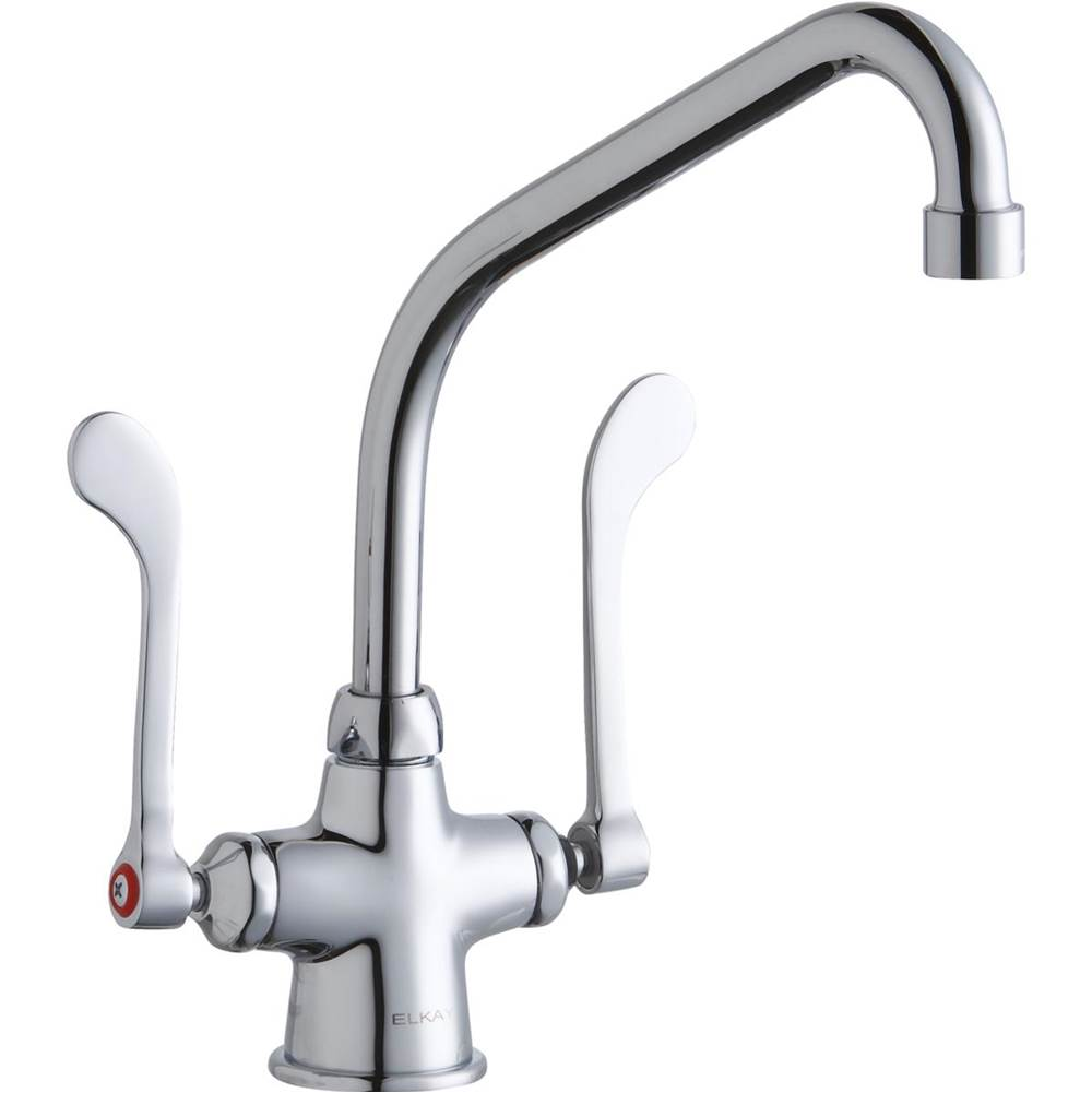 Elkay Deck Mount Kitchen Faucets item LK500HA08T6