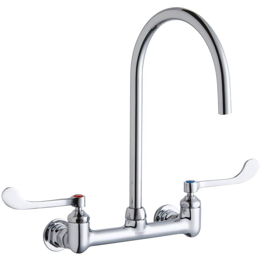 Elkay Deck Mount Kitchen Faucets item LK940LGN08T6H