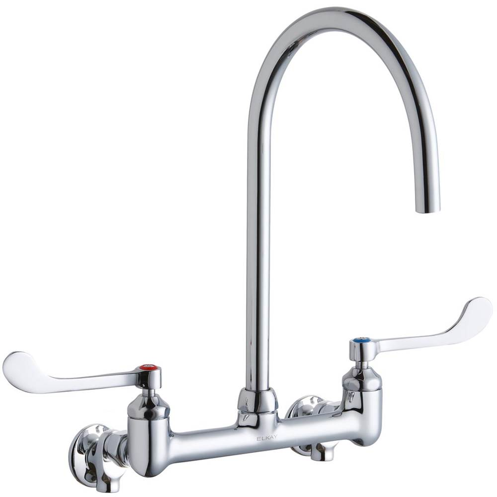 Elkay Deck Mount Kitchen Faucets item LK940LGN08T6S