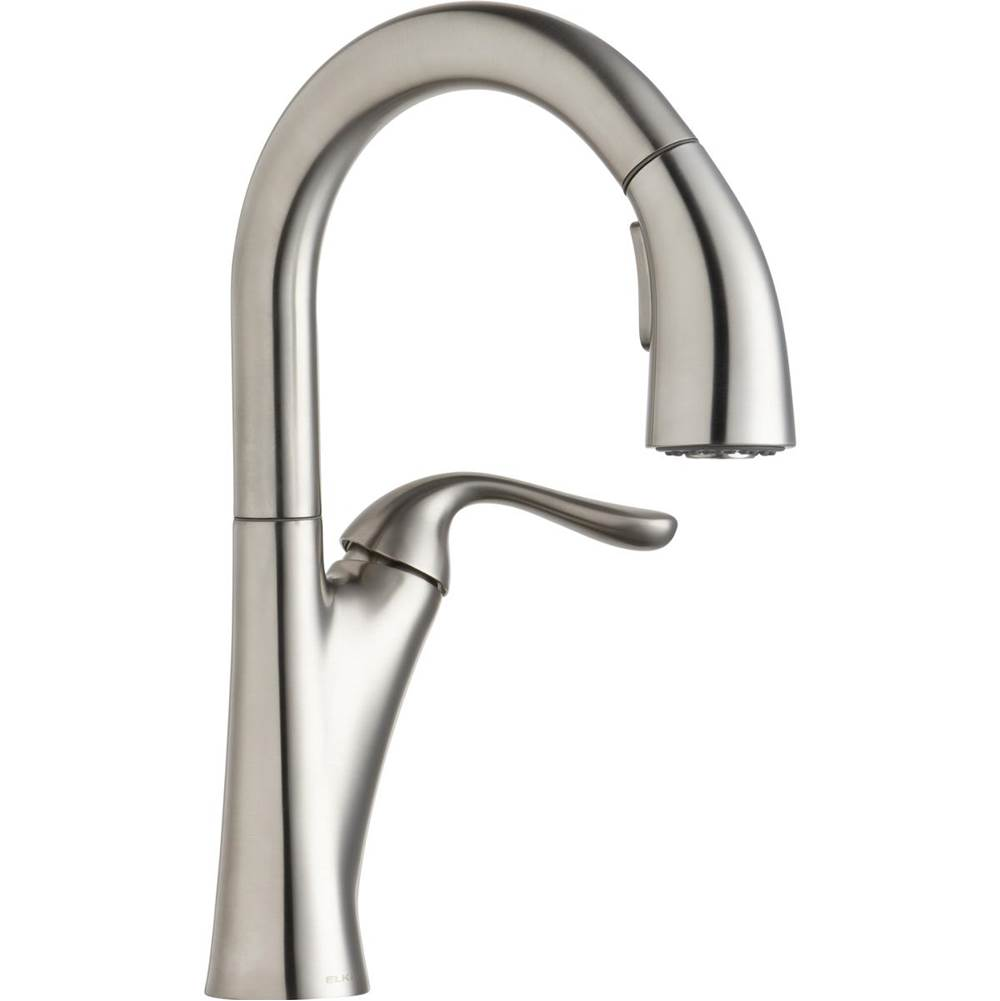 Elkay Single Hole Kitchen Faucets item LKHA4032LS