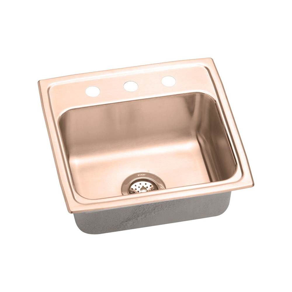 Elkay Drop In Kitchen Sinks item LRAD1919651-CU
