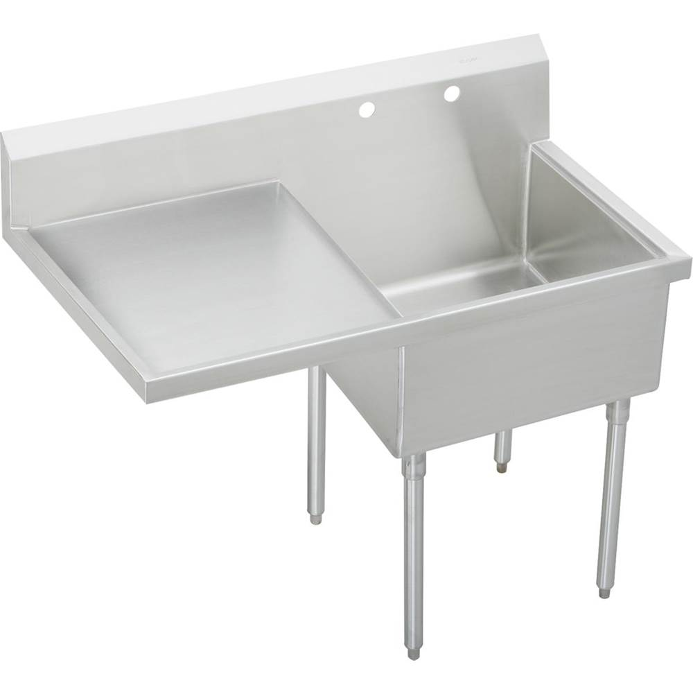 Elkay Console Laundry And Utility Sinks item SS8124L2