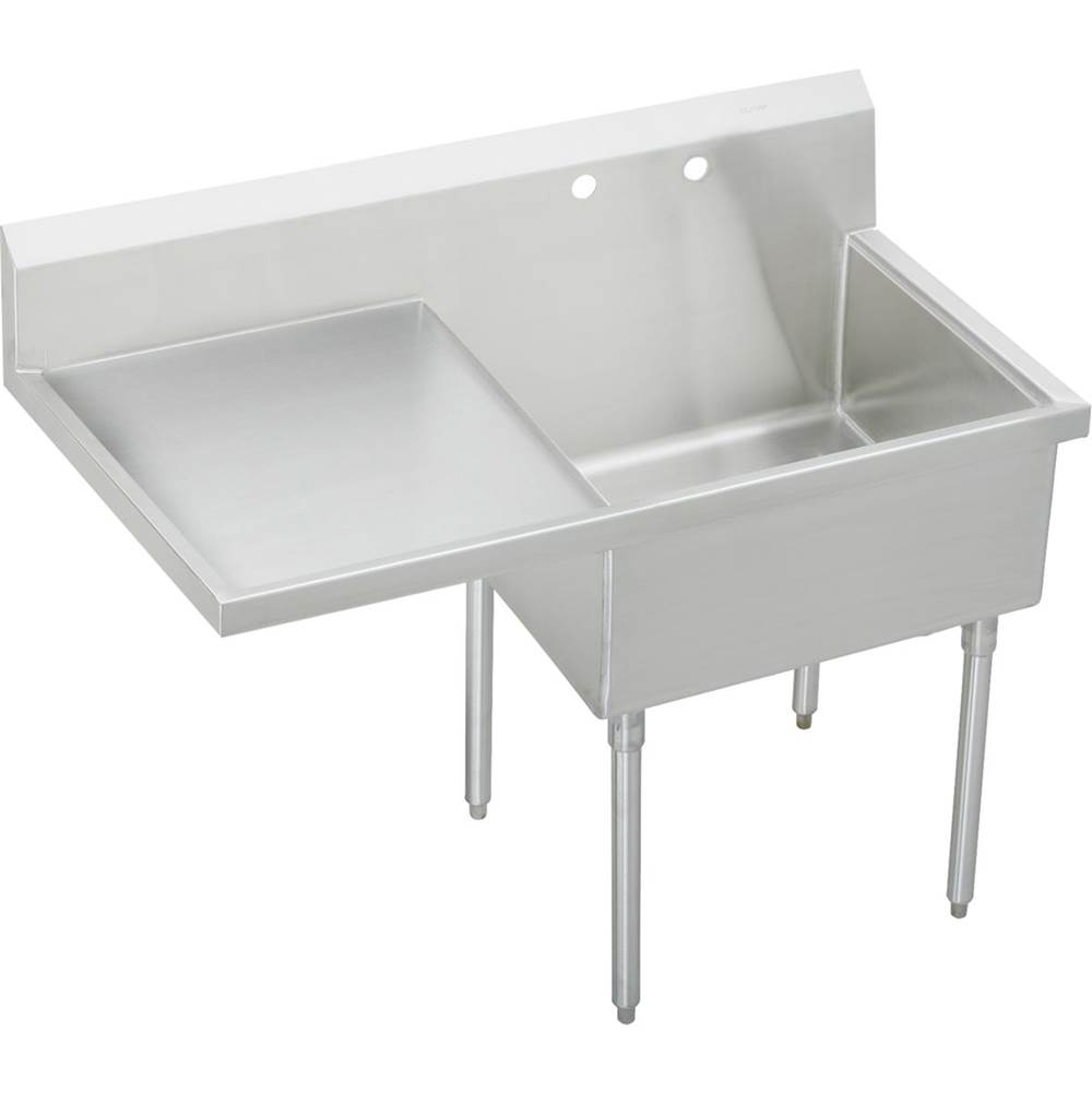 Elkay Console Laundry And Utility Sinks item SS8136LOF2