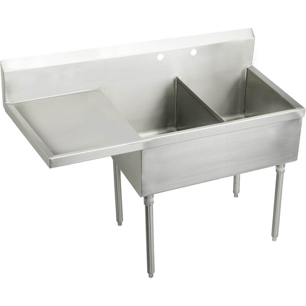 Elkay Console Laundry And Utility Sinks item SS8230L4