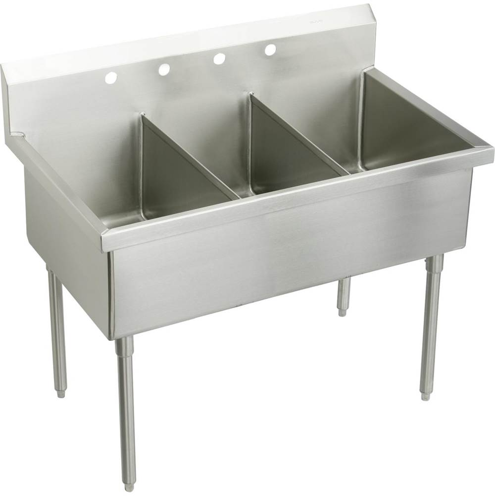 Elkay Console Laundry And Utility Sinks item SS83452