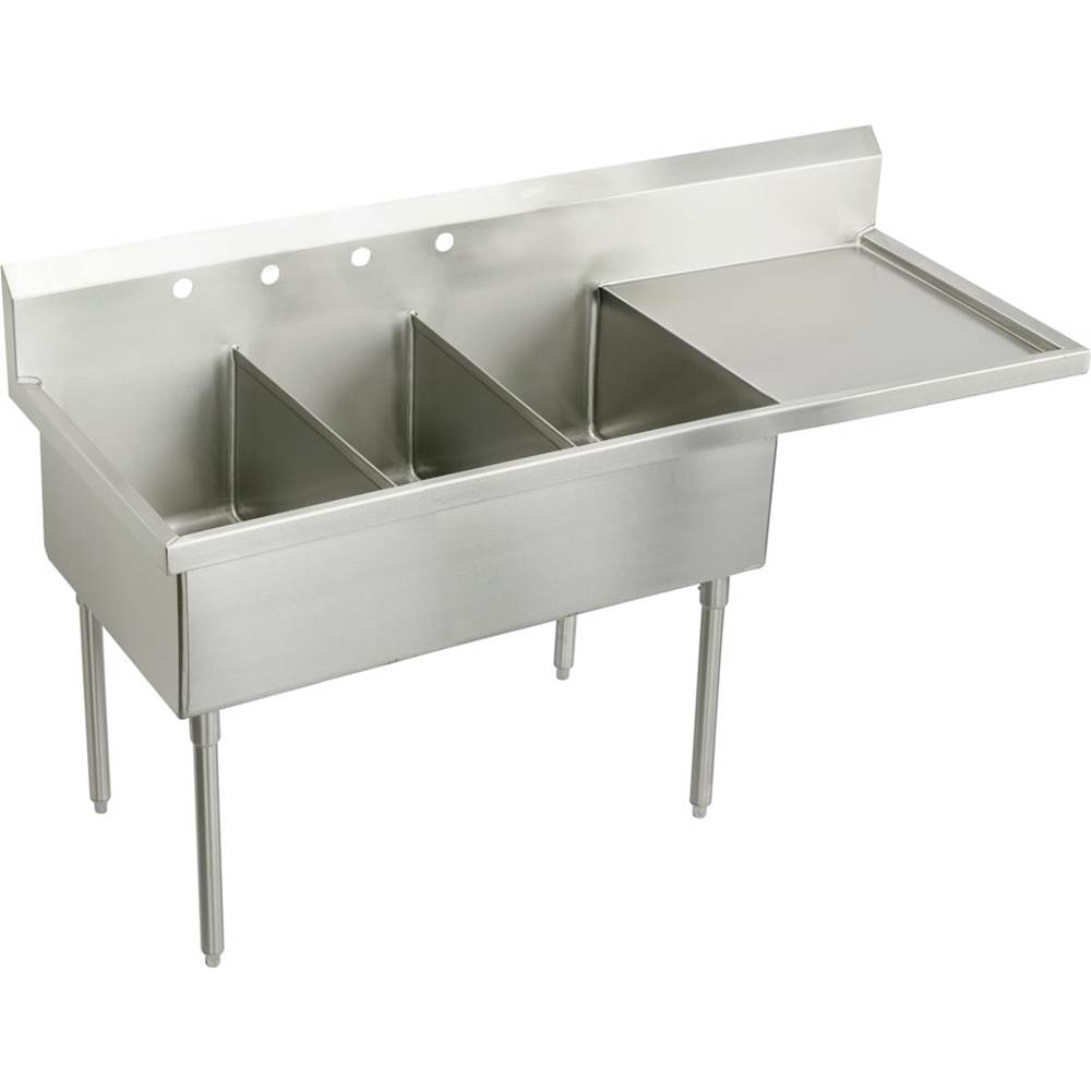 Elkay Console Laundry And Utility Sinks item SS8354R2