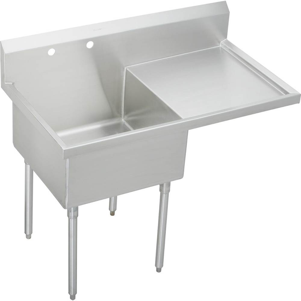 Elkay Console Laundry And Utility Sinks item WNSF8130ROF2