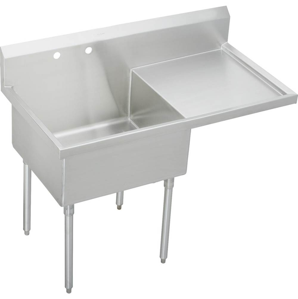 Elkay Console Laundry And Utility Sinks item WNSF8136ROF1