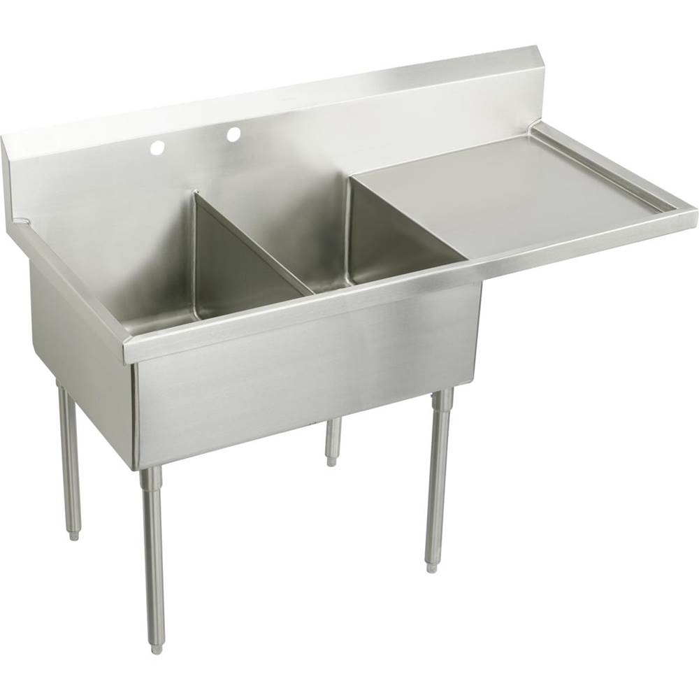 Elkay Console Laundry And Utility Sinks item WNSF8260ROF2
