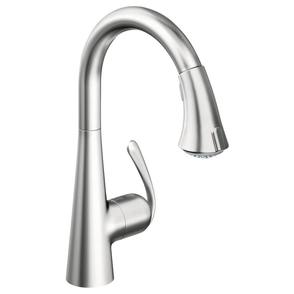 Grohe Single Hole Kitchen Faucets Item 32298sd0