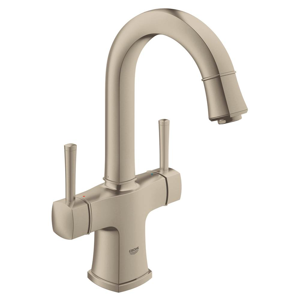 Grohe Single Hole Bathroom Sink Faucets item 21108ENA