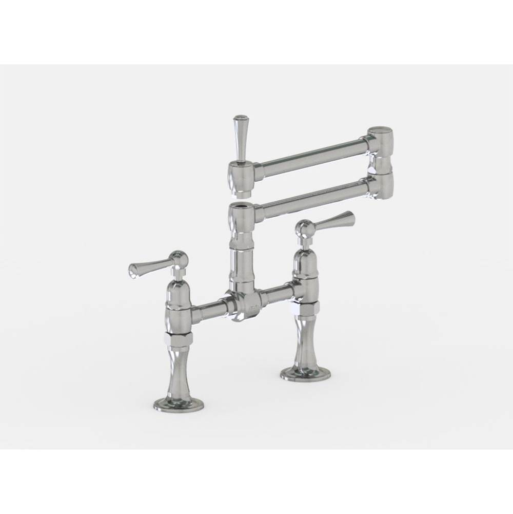 Jaclo Deck Mount Kitchen Faucets item 1013-M-BSS