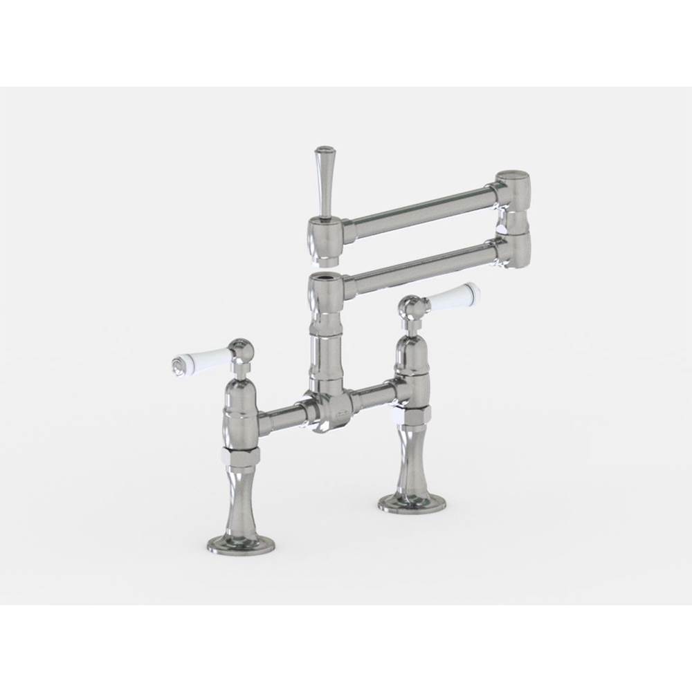 Jaclo Deck Mount Kitchen Faucets item 1013-W-PSS