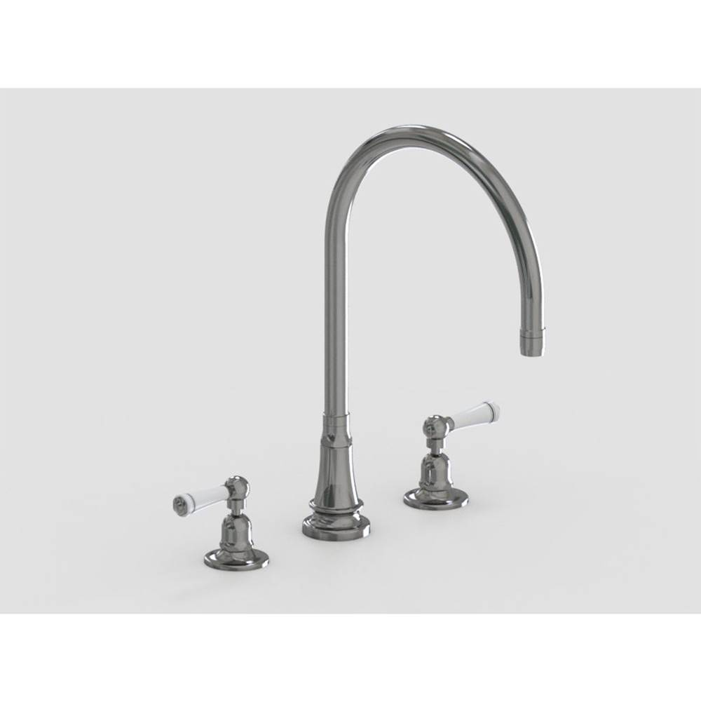 Jaclo Deck Mount Kitchen Faucets item 1031-W-PSS