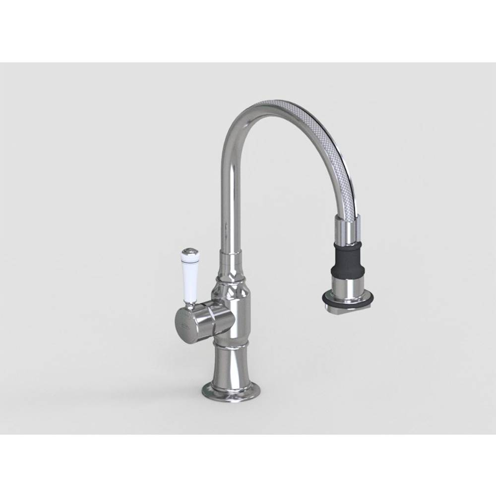 Jaclo Deck Mount Kitchen Faucets item 1274-WC-BSS