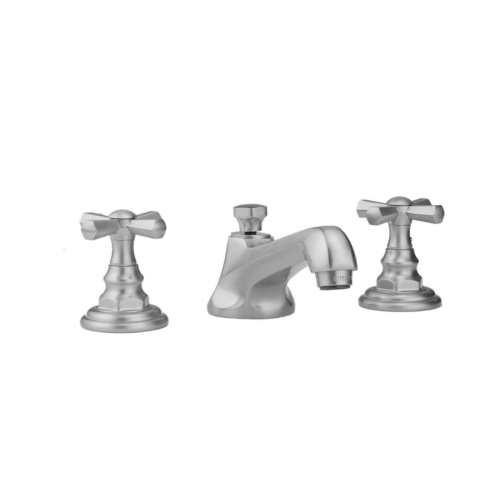 Jaclo Widespread Bathroom Sink Faucets item 6870-T676-1.2-PCH