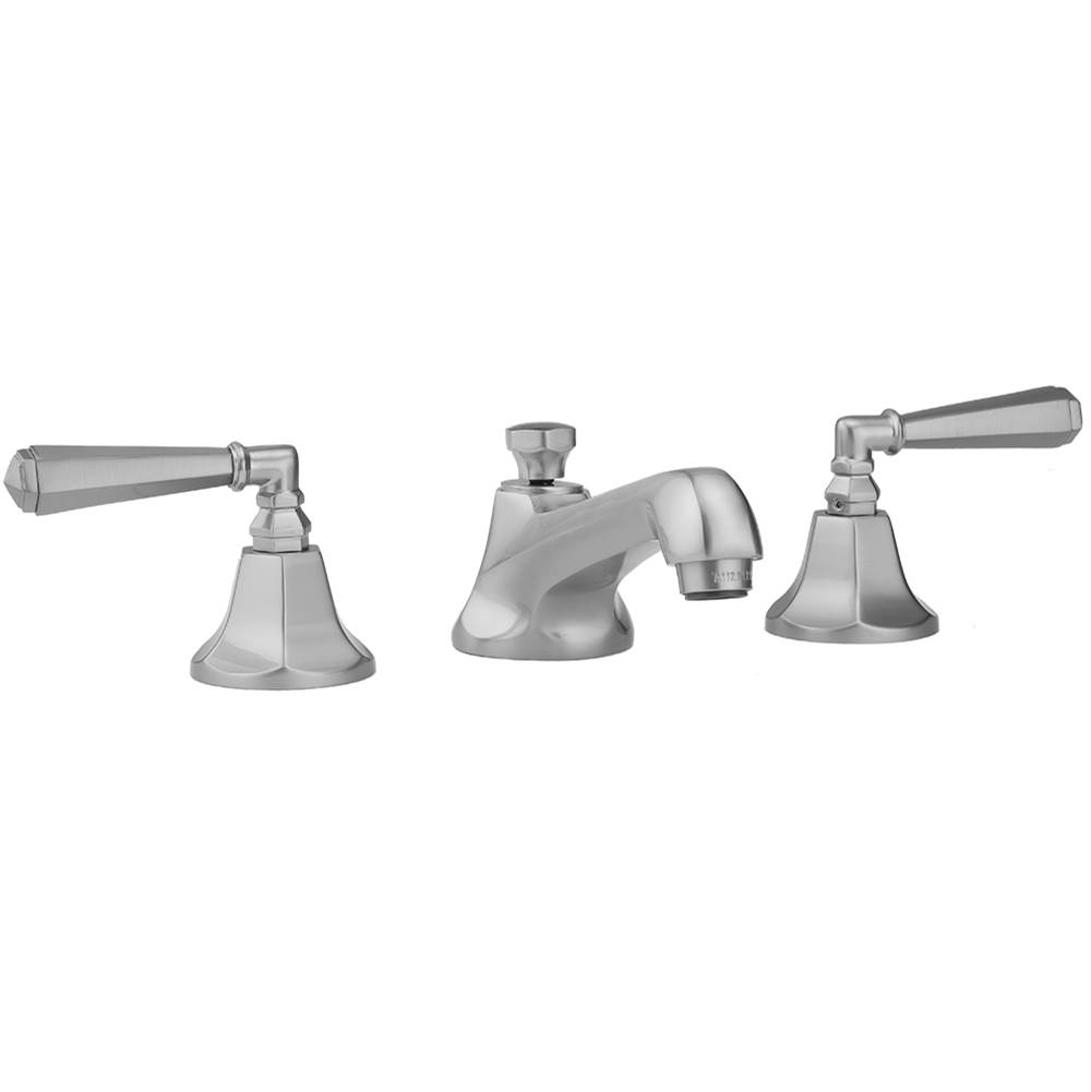 Jaclo Widespread Bathroom Sink Faucets item 6870-T685-0.5-BG
