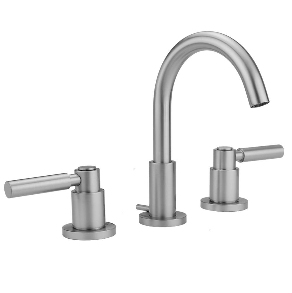 Jaclo Widespread Bathroom Sink Faucets item 8880-L-836-BKN