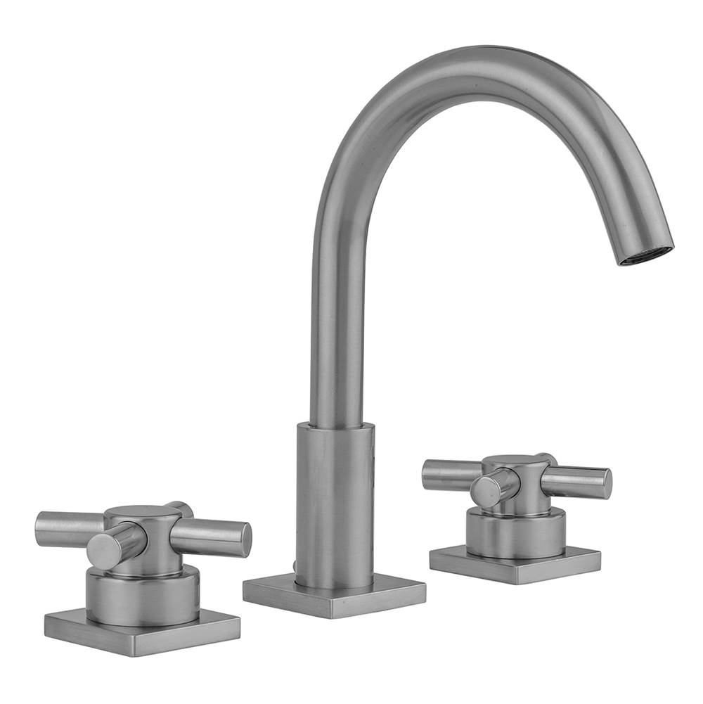 Jaclo Widespread Bathroom Sink Faucets item 8881-TSQ630-836-PCU